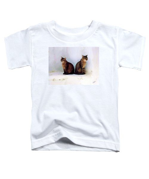 Bookends - Rdw250805 Toddler T-Shirt