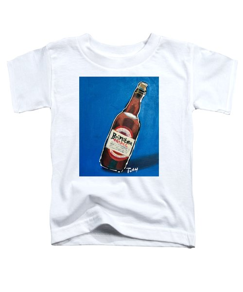 Boom Island Toddler T-Shirt