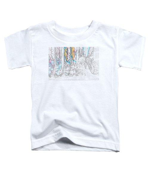 Boot Fair Toddler T-Shirt
