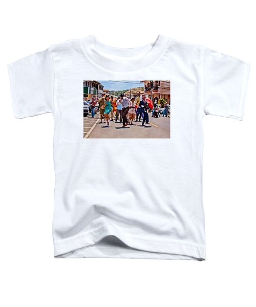 Boquete Jazz Festival 2012 Toddler T-Shirt