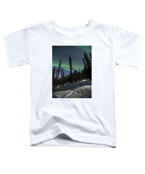 Boreal Forest Essence Toddler T-Shirt