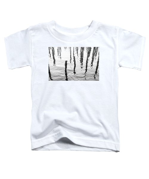 Boston Wharf Ruins Toddler T-Shirt