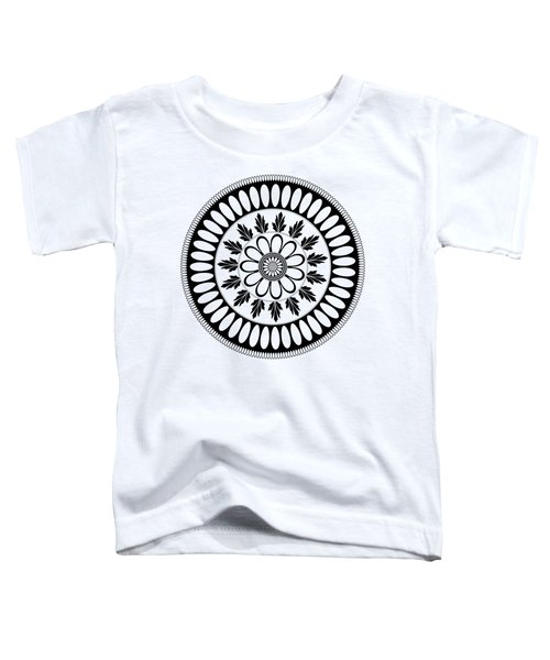 Botanical Ornament Toddler T-Shirt