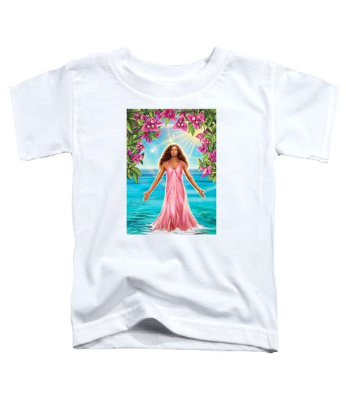 Bougainvillea - Purify Toddler T-Shirt