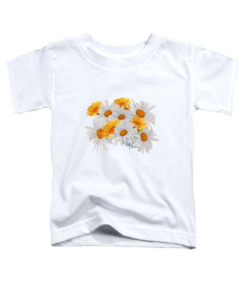 Bouquet Of Wild Flowers Toddler T-Shirt