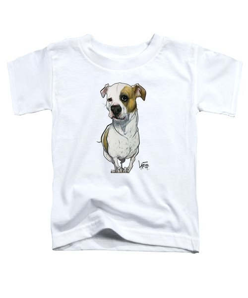 Bowie 3374 1 Toddler T-Shirt