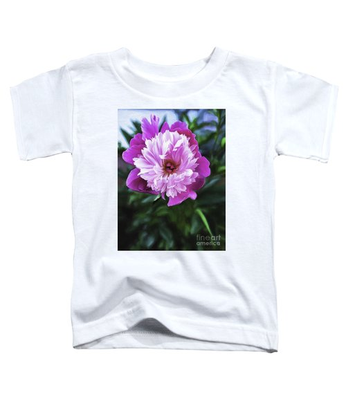 Bowl Of Beauty Toddler T-Shirt