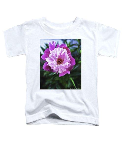 Bowl Of Beauty Toddler T-Shirt