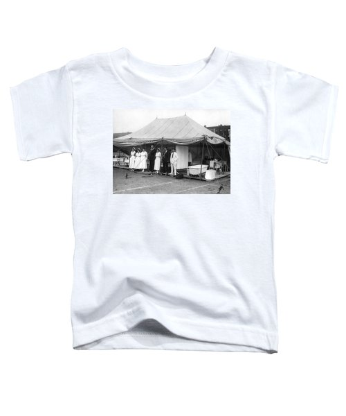 Boxing Match Field Hospital Toddler T-Shirt