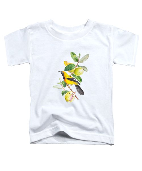 Brazilian Bird Toddler T-Shirt