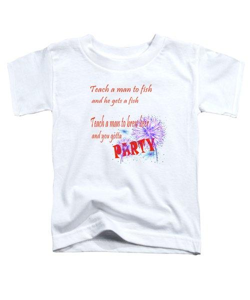 Brew Beer  Toddler T-Shirt