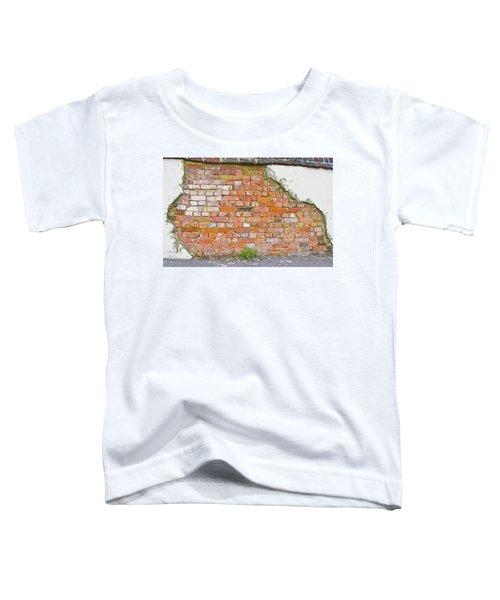 Brick And Mortar Toddler T-Shirt