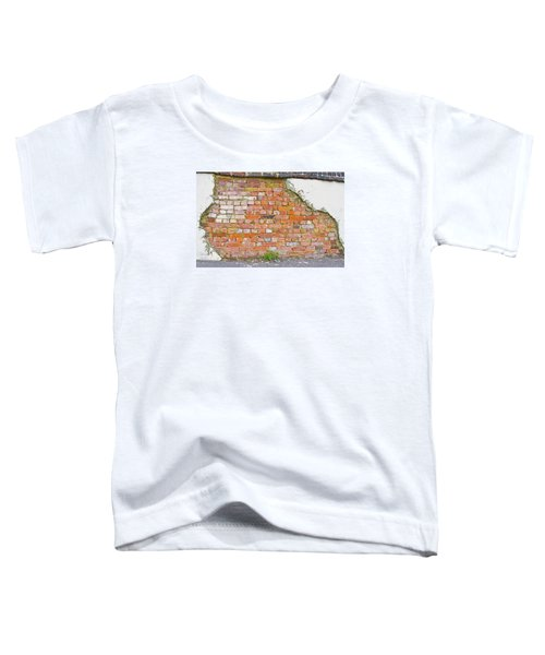 Brick And Mortar Toddler T-Shirt