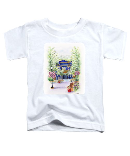 Brickroom On The Plaza Toddler T-Shirt