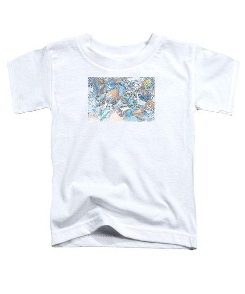 Bridal Veil Fall Toddler T-Shirt