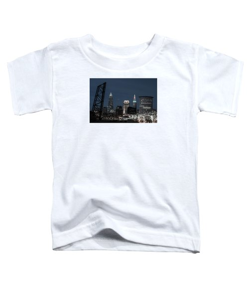 Bridges And Buildings Toddler T-Shirt