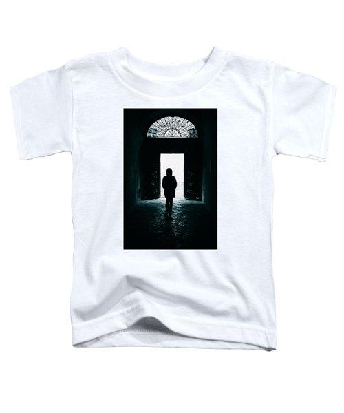 Bright Ancient Doorway Toddler T-Shirt