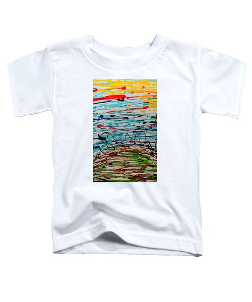 Brighter Day 1 Of 2 Toddler T-Shirt