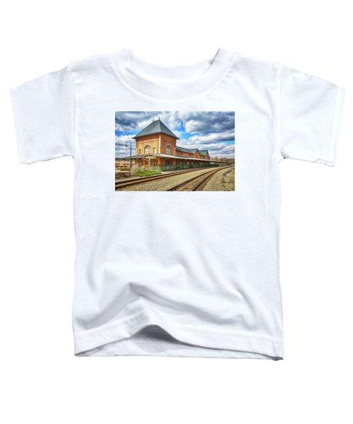 Bristol Train Station Toddler T-Shirt