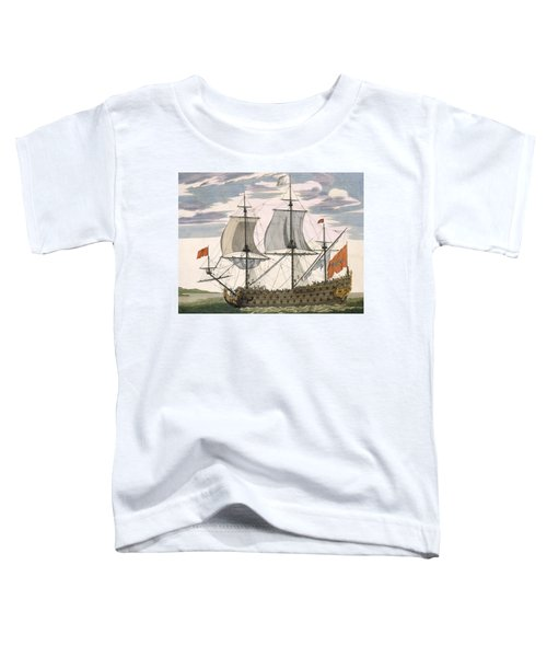 British Navy Toddler T-Shirt