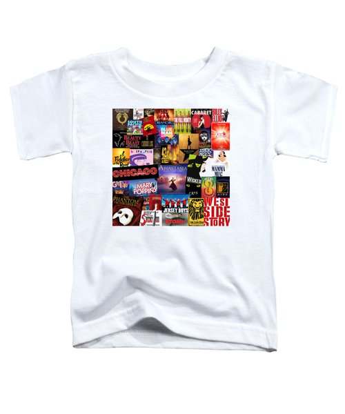 Broadway 14 Toddler T-Shirt