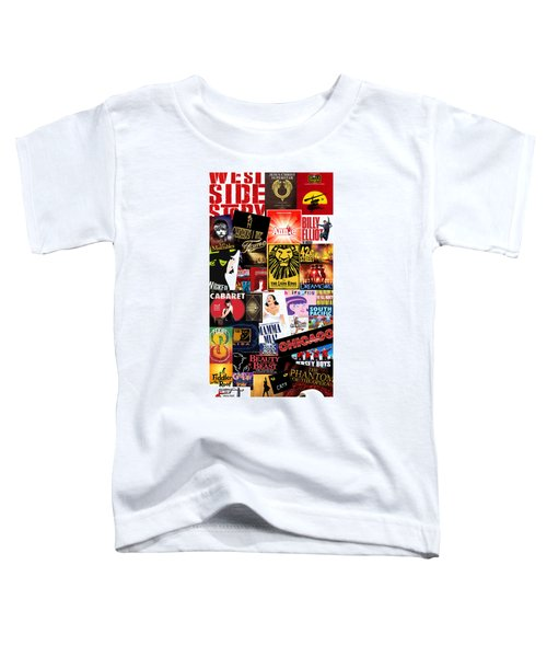Broadway 9 Toddler T-Shirt