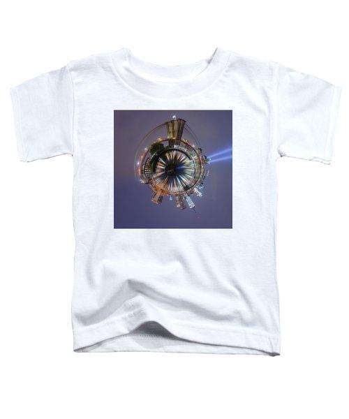 Brooklyn Bridge Ny Little Planet  Toddler T-Shirt