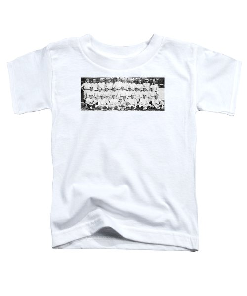 Brooklyn Dodger Champions Toddler T-Shirt