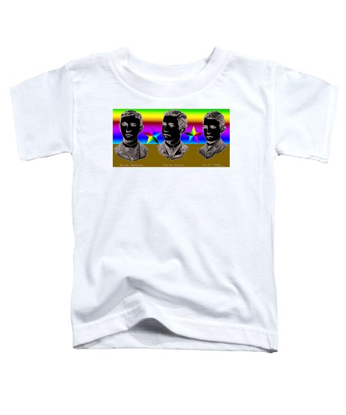 Brothers Three Toddler T-Shirt