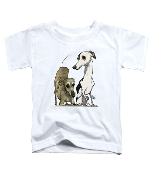 Brown 7-1512 Toddler T-Shirt