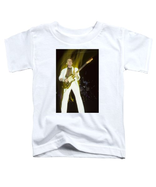 Buck Dharma Of Blue Oyster Cult Toddler T-Shirt