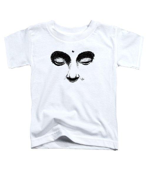 Buddha Eyes T-shirt Toddler T-Shirt
