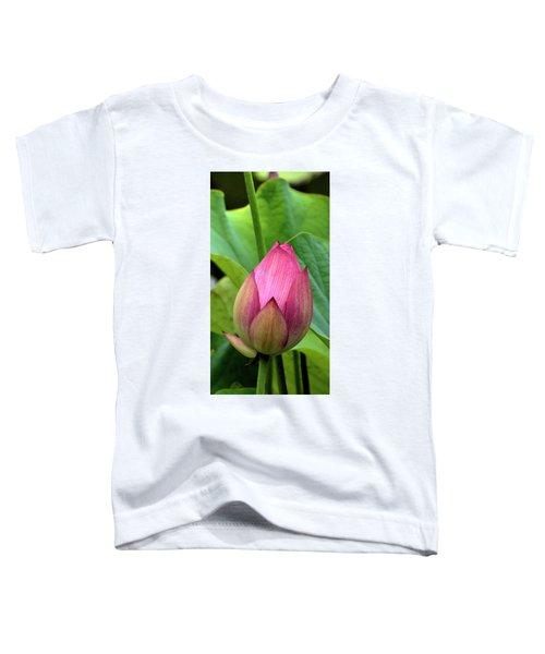 Budding Toddler T-Shirt