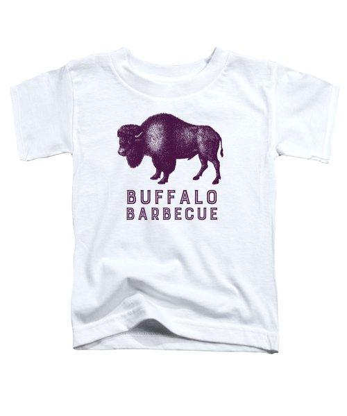 Buffalo Barbecue Toddler T-Shirt