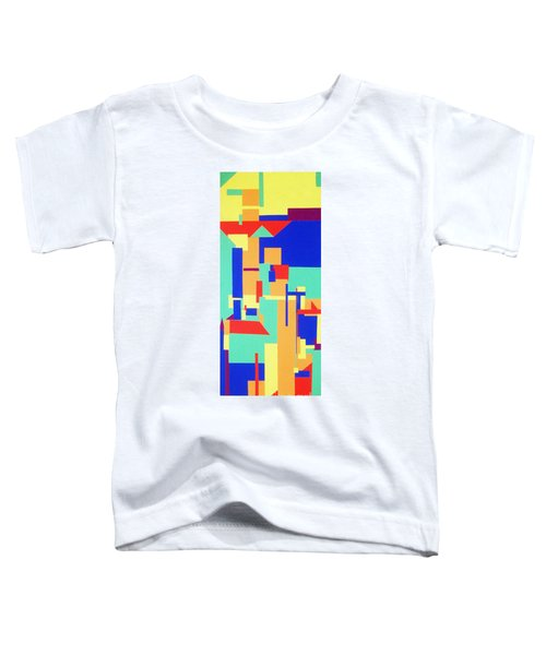 Geometrics Toddler T-Shirt