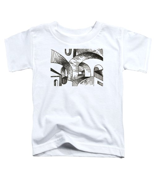 Buildings 1 2015 - Aceo Toddler T-Shirt
