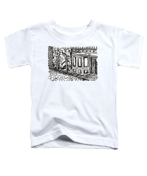Buildings 2 2015 - Aceo Toddler T-Shirt