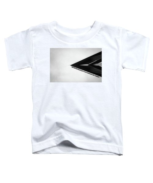 Building's Prow Toddler T-Shirt