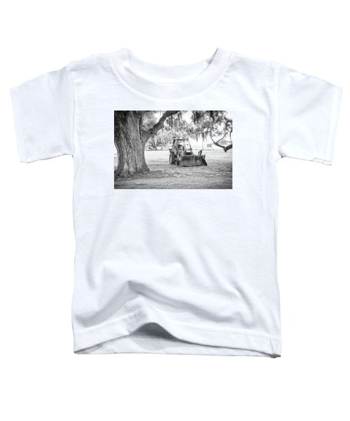 Bulldozer Toddler T-Shirt
