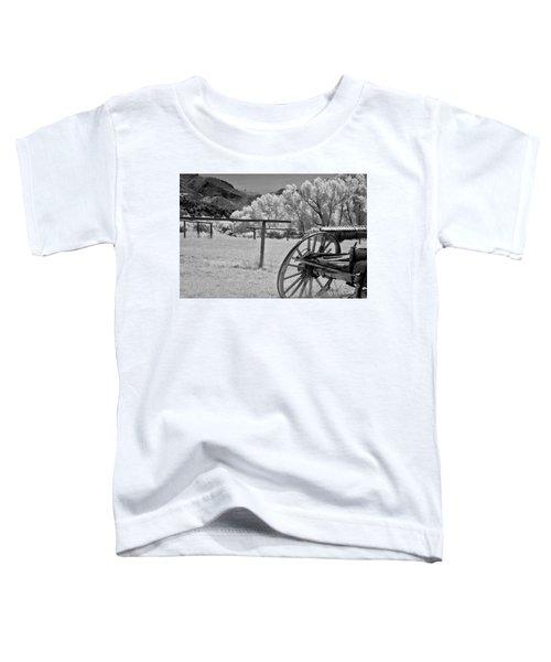 Bumpy Ride Toddler T-Shirt