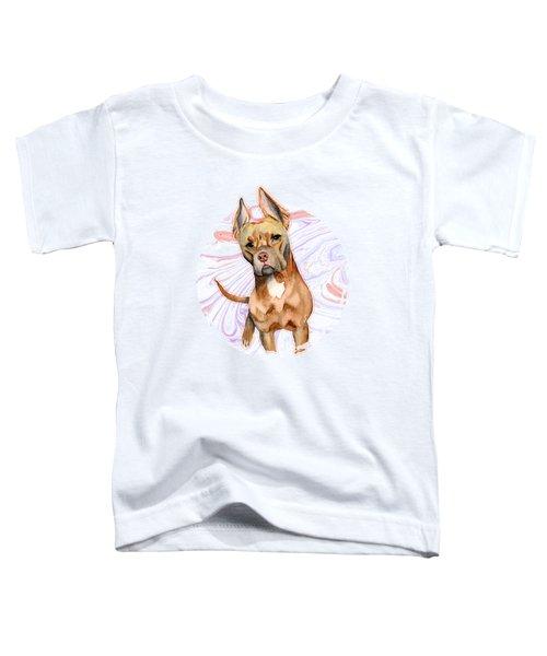 Bunny Ears 2 Toddler T-Shirt