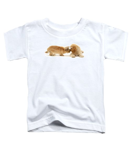 Bunny Nose Best Toddler T-Shirt
