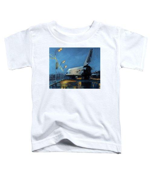 Buran Toddler T-Shirt