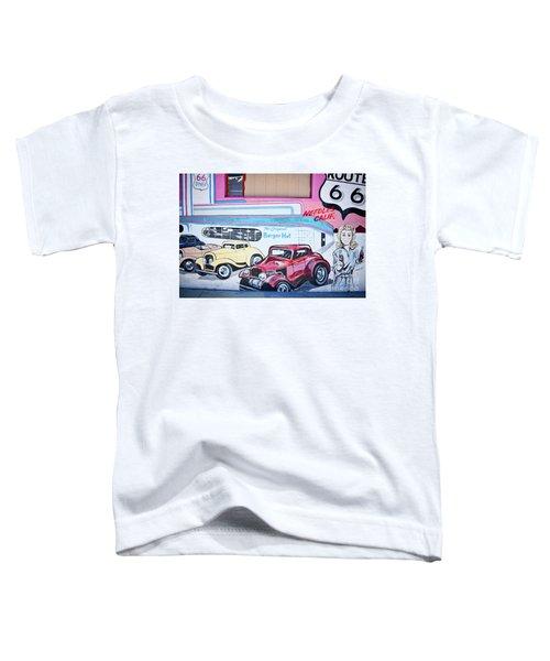 Burger Hut Toddler T-Shirt