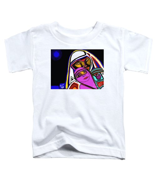 Burka Dome Toddler T-Shirt