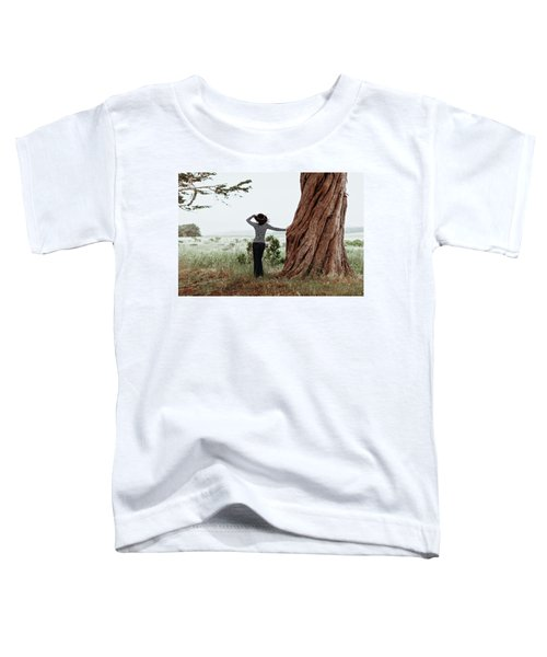 By The Cypress Toddler T-Shirt