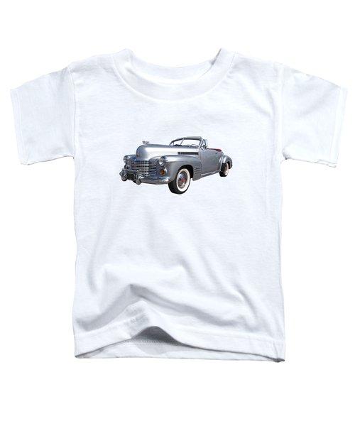 Bygone Era - 1941 Cadillac Convertible Toddler T-Shirt