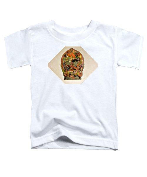 C3po Star Wars Afrofuturist Collection Toddler T-Shirt