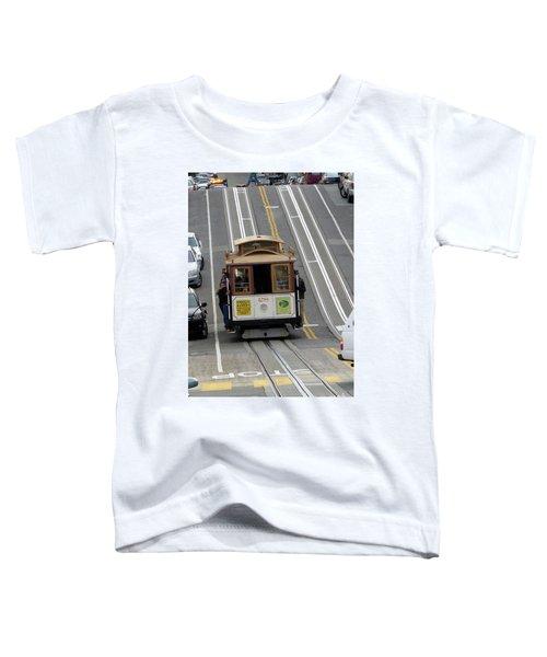 Cable Car Toddler T-Shirt