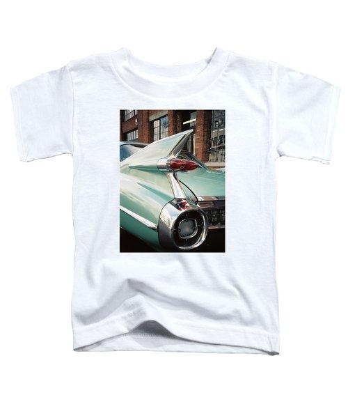 Cadillac Fins Toddler T-Shirt